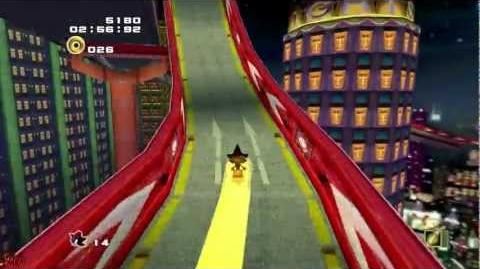 Sonic Adventure 2 Battle Radical Highway HD