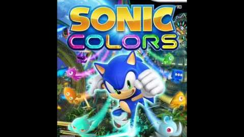 Game Land 5 (Sonic Simulator - Aquarium Park) (from Sonic Colors)