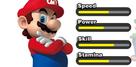 Mario's Stats