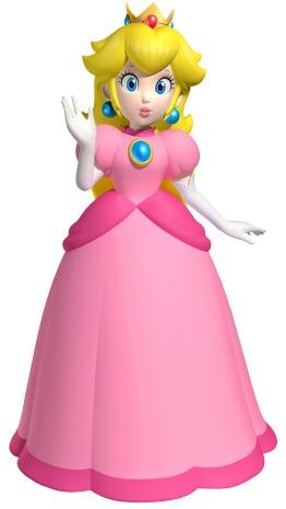 Princess-peach-hello