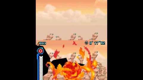 """Sonic Colors DS - Captain Jelly Boss TAS Speedrun 0'17""""82"""