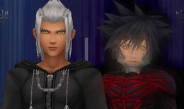 Vanitas and xehanort