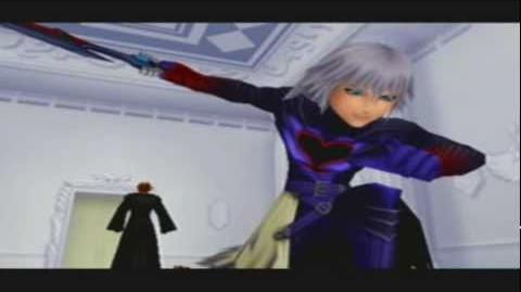 Kingdom Hearts Re Chain of Memories R R - The Death Of Lexaeus