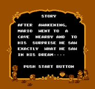 Story Screen - Second Half - Super Mario USA
