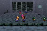 Mario In A Cell (Paper Mario)