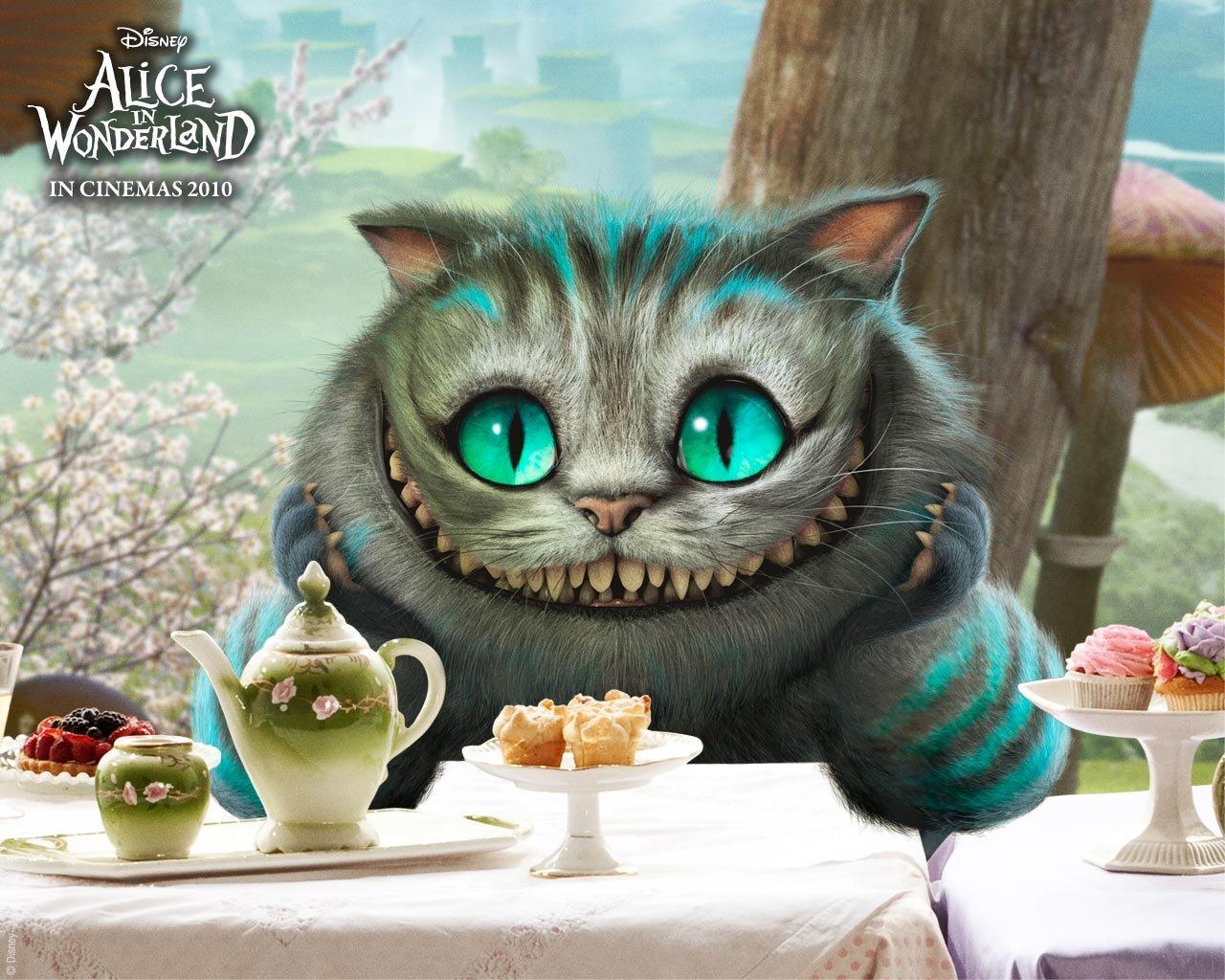 Image chat alice au pays des wiki mario fandom powered by wikia - Tatouage chat alice au pays des merveilles ...