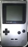 Game Boy Light - Grey Model