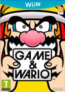 Game and wario europe