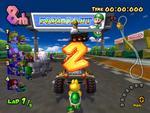Luigi Circuit (Mario Kart Double Dash!!)