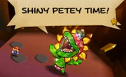 Petey Piranha (Paper Mario Sticker Star)