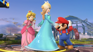 SSB4 Wii U - Height
