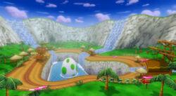Yoshi Falls Pic
