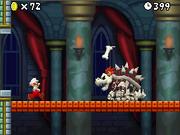 Dry Bowser - Throwing a Bone - New Super Mario Bros