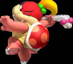 Pom Pom, Super Mario 3D Land