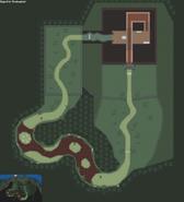 Luigi's Mansion Map MKDS