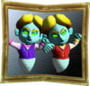 Henry and Orville, the Twins