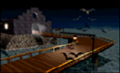 MK64 Banshee Boardwalk
