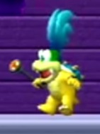 Larry Koopa Shocked