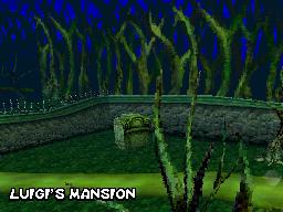 Luigi's Mansion - Overview - Mario Kart DS