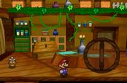 Inside the Goomba House (Paper Mario)