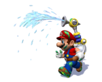 FLUDD spray mario sunshine