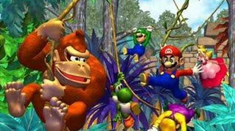 Mario Party DK's Jungle Adventure