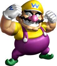 Wario-in-Super-Mario-64-DS-Official-Art