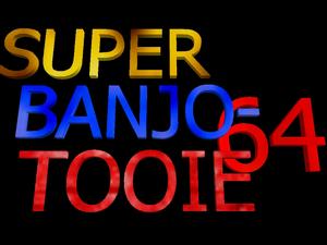 Super Banjo-Tooie 64 Title Screen