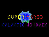 Super Mario The Galactic Journey