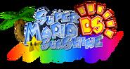 Super Mario Sunshine DS