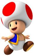 Toad Mario Party 8