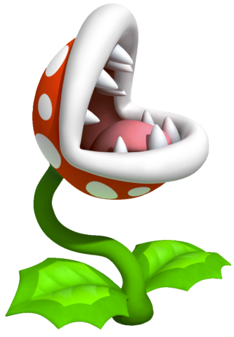File:Mario Party DS Piranha Plant.png