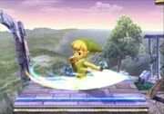 Toon Link Attack