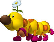 Mario Party DS Wiggler
