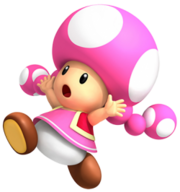 Mario Party DS Toadette