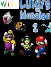 Luigi mansion 2