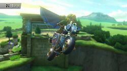 MK8 HyruleCircuit Jump