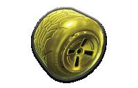 File:Gold Tires MK8.png