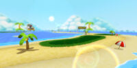 Shy Guy Beach