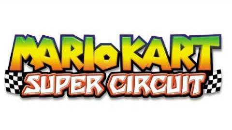 Mario Kart- Super Circuit- Rainbow Road