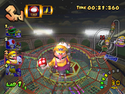 Wario Colosseum - Big Jump