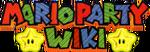 Mario Part Wiki (Wordmark)