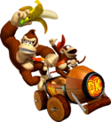 125px-Donkey Kong and Diddy - Mario Kart Double Dash