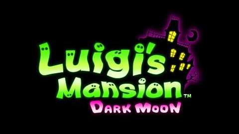 Catching Ghosts - Luigi's Mansion- Dark Moon Music Extended