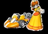MKWii Daisy
