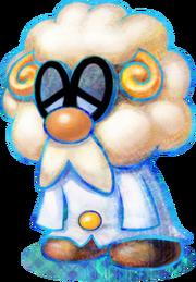 333px-Dr. Snoozemore Artwork - Mario & Luigi Dream Team