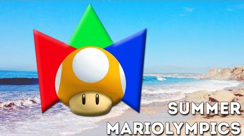 NEW Project Announcement, and Summer Mariolympics!