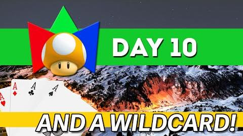 Day 10 EVENT Wildcard Event! - 2015 Winter Mariolympics