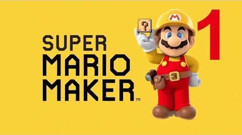 Mario Maker - Part 1 - Underwater Madness