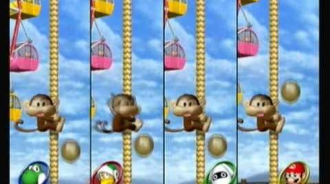 Mario Party 8 - Flip the Chimp